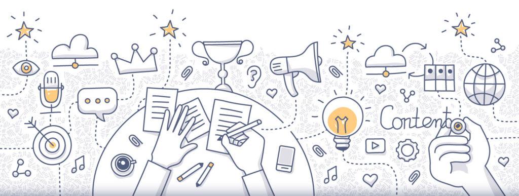 4 Killer Tips For Creating Remarkable Website Content